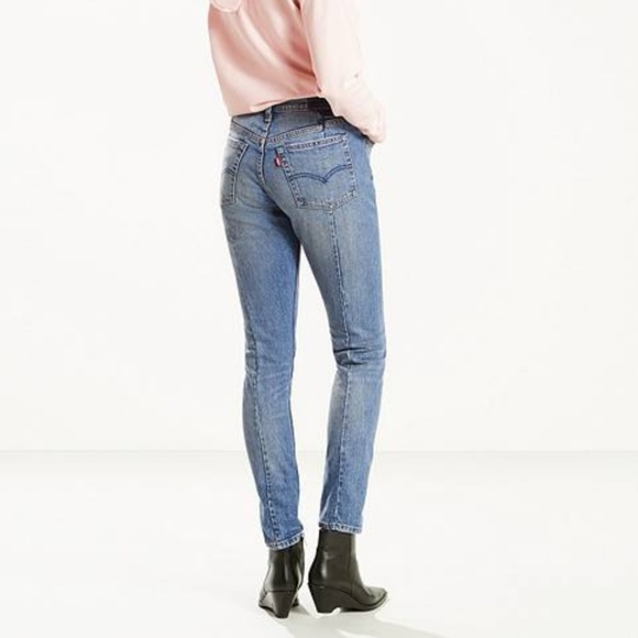 Altered 501 High Rise Jean - Two faced Levi's 4rgtXB8c